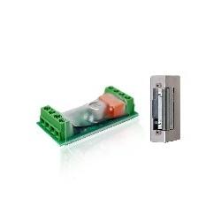 POPP - Contrôleur de porte électronique avec verrou Z-Wave Plus