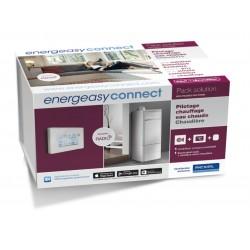 Energeasy Connect - Pack de automatización para el hogar, calefacción eléctrica con programador