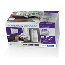 Energeasy Connect - Pack chaudière vanne thermostatique Z-Wave