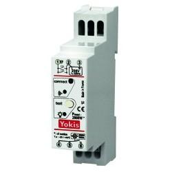 YOKIS suministro de energía de disparo del interruptor modular 10A radio