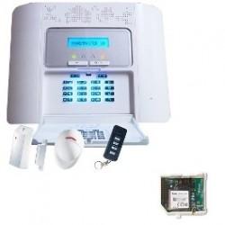 PowerMaster 30 Visonic - Alarme PowerMaster 30 Visonic NFA2P GSM