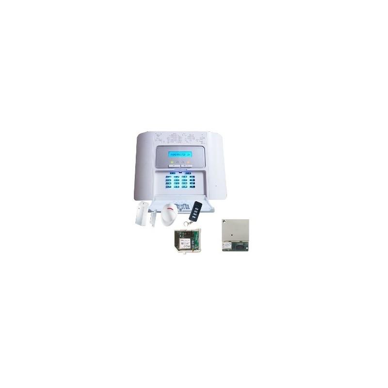 powermaster 30 alarme powermaster 30 visonic nfa2p gsm ip. Black Bedroom Furniture Sets. Home Design Ideas