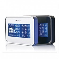 clavier mkp160 visonic clavier tactile lecteur de badge pour centrale alarme powermax pro. Black Bedroom Furniture Sets. Home Design Ideas