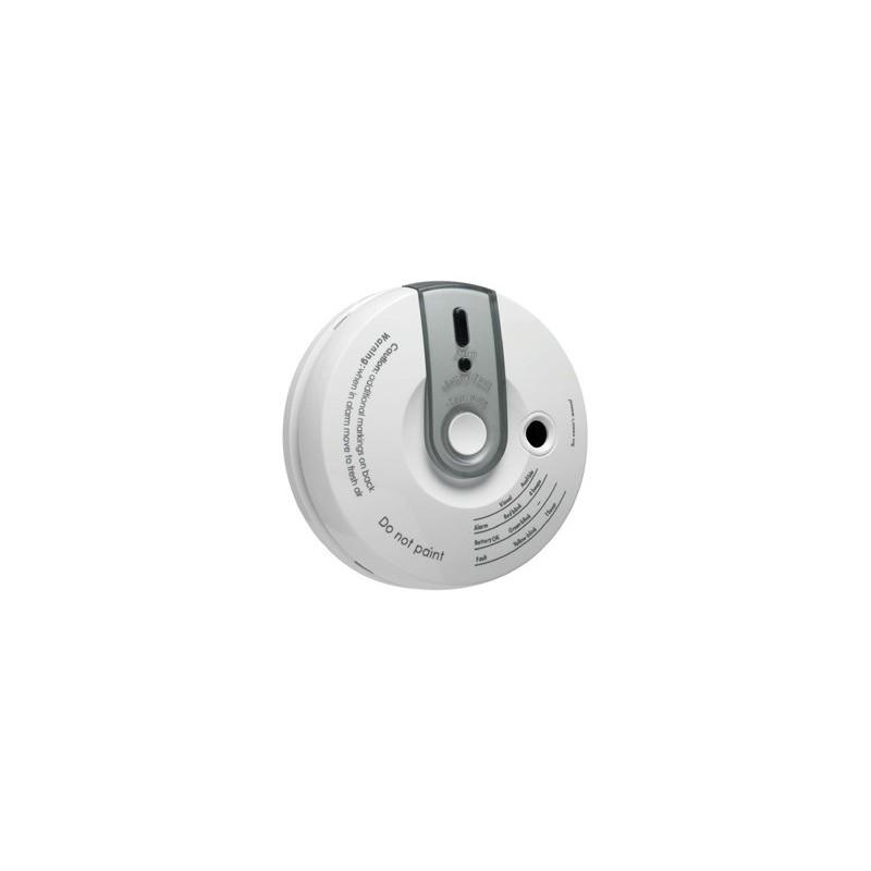 Pg8913 dsc d tecteur de fum e et de chaleur wireless premium for Detecteur de chaleur