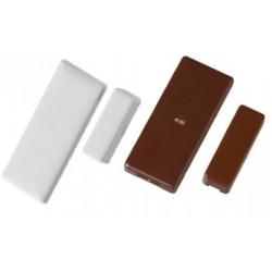 PG8975BR DSC Wireless Premium - Contact ouverture extra plat marron Wireless Premium