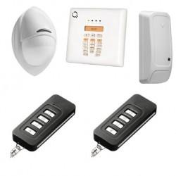 Alarme DSC Wireless Premium - Pack alarme Wireless Premium PowerG