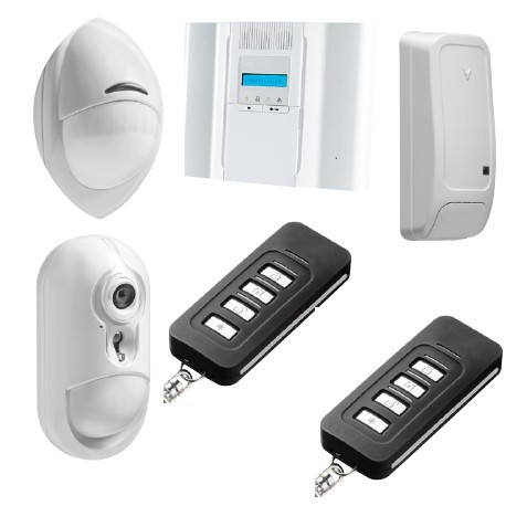 dsc wireless premium pack alarm ip verbindung mit sensor. Black Bedroom Furniture Sets. Home Design Ideas