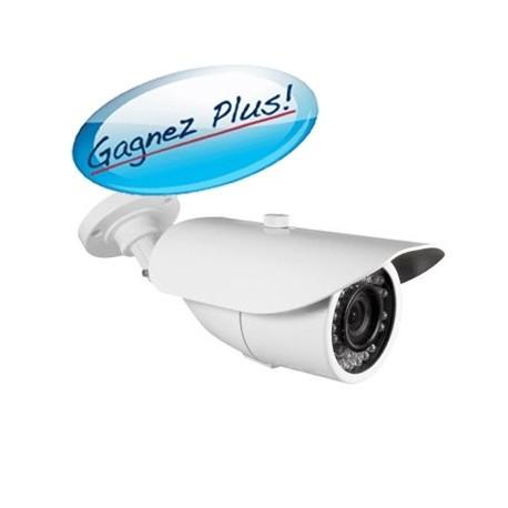 Caméra analogique WBOX WBXCL106RPW – Caméra analogique extérieure 1000L à focale varaible