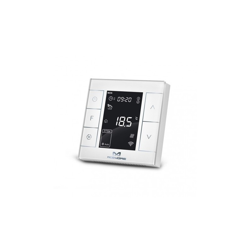 mcohome mh7 eh thermostat f r elektrische heizung die z wave plus. Black Bedroom Furniture Sets. Home Design Ideas