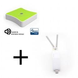 Eedomus Plus RfPlayer - Box domotique Eedomus Plus avec RfPalyer