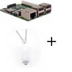 Raspberry RfPlayer - Raspberry Pi3 mit RfPlayer