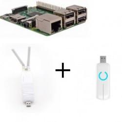 Raspberry RfPlayer - Raspberry Pi 3 avec RfPlayer