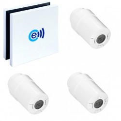 Pack chauffage Energeasy Connect - Box Energeasy Connect vanne Danfoss LC13