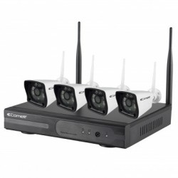KIT de video vigilancia wifi Comelit WIKIT040PT