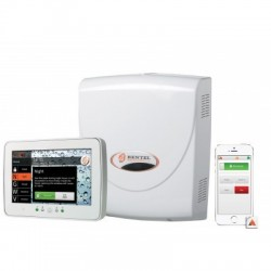 BENTEL Absoluta 16 - Central alarm mixed ABSOLUTA 16 zones with touch keyboard