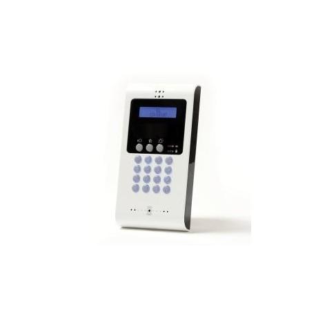Iconnect EL4727 - Teclado LCD para central de alarma inalámbrica
