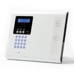 Central alerme Iconnect NFA2P inalámbrico con teclado LCD