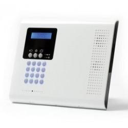 Zentrale alerme Iconnect NFA2P drahtlose mit LCD-bedienteil