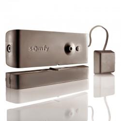 Somfy alarm - Melder öffnen und glasbruchmelder braun