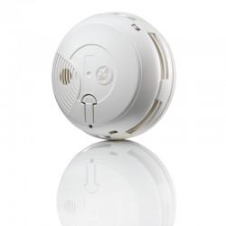 Alarme Protexiom Somfy - Détecteur de fumée EN14604