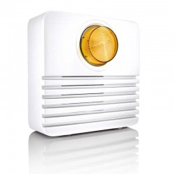 Somfy alarm - Sirene im freien mit flash