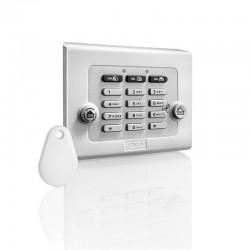 Somfy alarm - Toetsenbord met badge-lezer