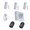 Alarme maison Visonic PowerMaster 30 NFA2P KIT 3