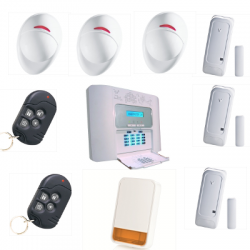 Alarm house PowerMaster 30 Visonic housing KIT 6 More