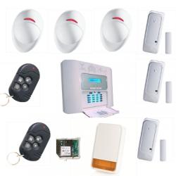 Alarm house PowerMaster 30 Visonic housing KIT 6 Plus GSM