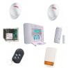 Alarme maison PowerMaster 30 Visonic NFA2P pour habitation KIT 2 Plus GSM