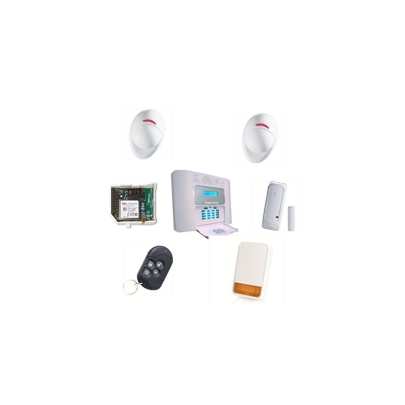 alarme maison powermaster 30 visonic nfa2p. Black Bedroom Furniture Sets. Home Design Ideas