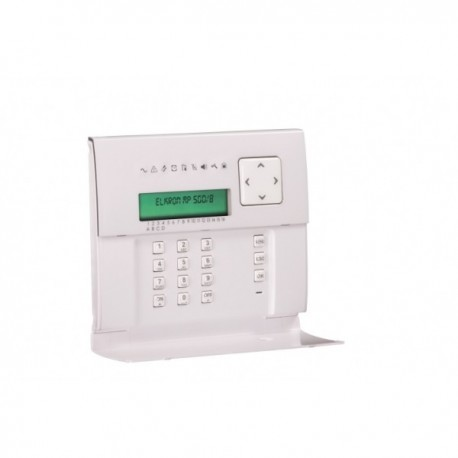 Elkron UKP500DV/N - LCD Keypad for central alarm UMP500