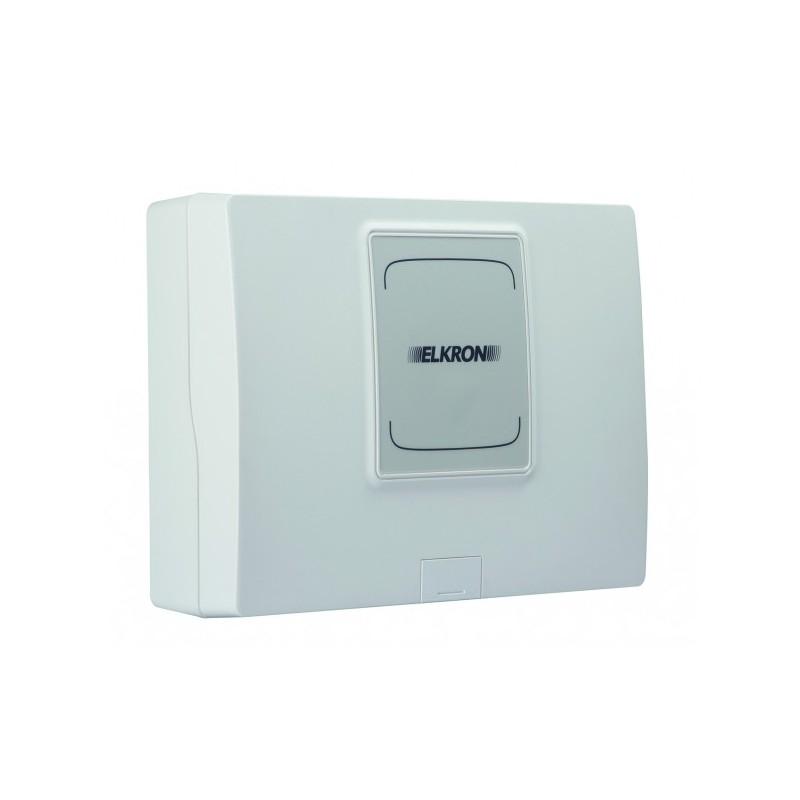 kit alarme elkron kitmp500 8 centrale alarme filaire connect e 8 64 zones avec clavier. Black Bedroom Furniture Sets. Home Design Ideas
