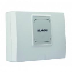 Elkron UMP500/4 - Central alarm bedraad aangesloten
