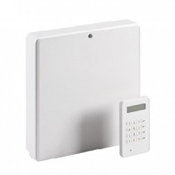 Central alarm Galaxy Flex20 - Central alarm Honeywell 20 zones with keyboard and GSM