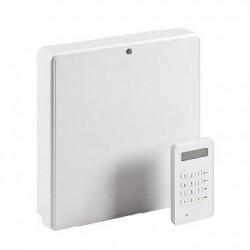 Central de alarma Galaxy Flex 20 - Central de alarma Honeywell 20 zonas con teclado y GSM