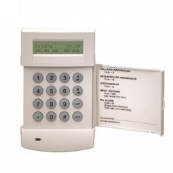 Clavier LCD MK7 Honeywell pour centrale alarme Galaxy