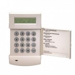 Tastiera LCD Keyprox MK7 Honeywell per centrale di allarme Galaxy