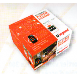 Pack MyHome Spelen Legrand - Pack-domotica, aangesloten verlichting Celiane, wit