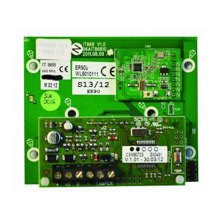 Elkron ER500 - Module radio receiver 16 zones for UMP500/8