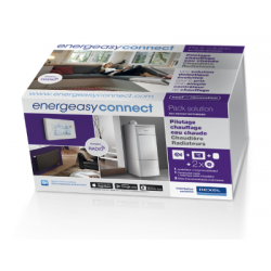 Energeasy Connect - Pack caldaia valvola termostatica Z-Wave