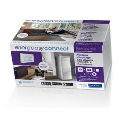 Energeasy Connect - Pack chaudière vanne thermostatique Z-Wave