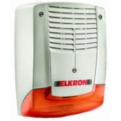 Elkron - outdoor Siren with flash
