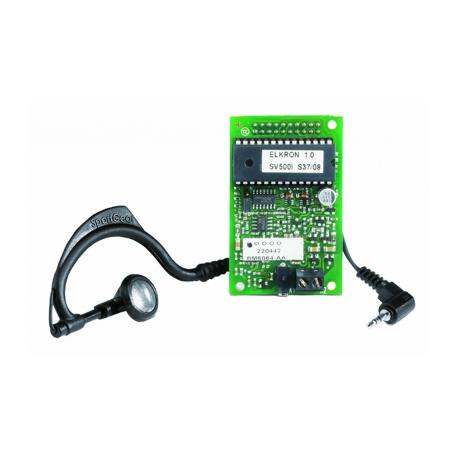 Elkron USV504 - Module synthèse vocale centrales UMP504