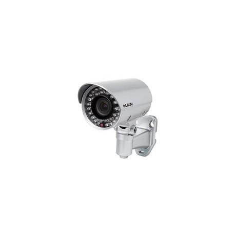 Caméra vidéosurveillance compacte IR 540 lignes J/N