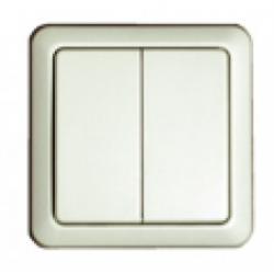 DIO Interruptor de doble 54502 transmisor inalámbrico