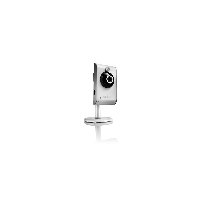 Camera somfy ic100 camera ip wifi indoor ic100 - Camera exterieure somfy ...