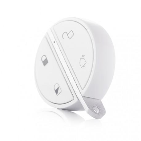 somfy protect badge for somfy home alarm. Black Bedroom Furniture Sets. Home Design Ideas