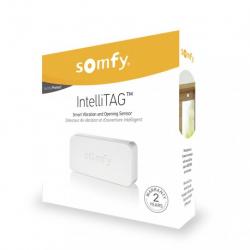 Somfy 2401487 - Détecteur ouverture IntelliTAG Somfy Protect