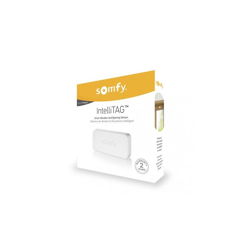 somfy protect 2401487 intellitag pour somfy home alarm. Black Bedroom Furniture Sets. Home Design Ideas